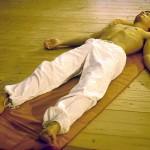 Visiško atsipalaidavimo padėtis (savasana)