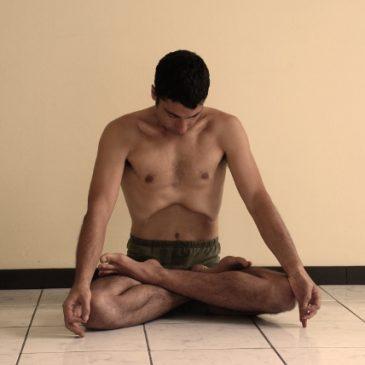Dubens ir išangės raumenų užraktas (mula bandha)