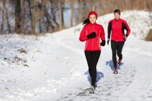 5 priežastys, dėl kurių verta sportuoti šaltame ore